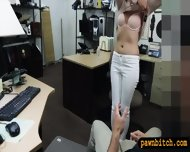 Customer Let His Wife Pounded With Horny Pawnkeeper - scene 6