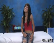 Oily And Naughty Pussy Stroking - scene 4