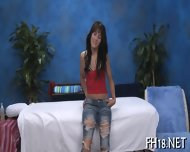 Oily And Naughty Pussy Stroking - scene 6