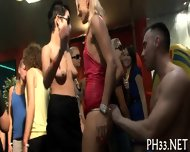 Carnal And Wild Group Pleasuring - scene 7