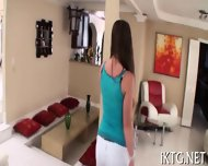 Cute Student Drilled - scene 2
