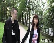 Nice Babe Gets Fucked Hard - scene 4