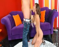 Teen Choses The Biggest Tool - scene 3