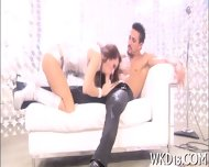 Luscious Twat Is Pounded - scene 8