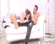 Luscious Twat Is Pounded - scene 9