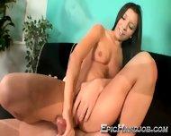 Cathleen Ricman Grips Her Lover S Cock - scene 12