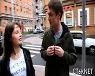 Teen Babe Pleases Her Stud - scene 1