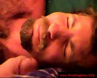 Mature Straight Bear Dilf Gets A Facial - scene 8