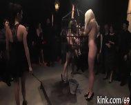 Explicit Group Thrashing - scene 4