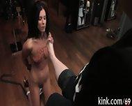 Punishing A Wanton Whore - scene 1