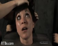 Tormenting Babe S Twat With Toy - scene 6