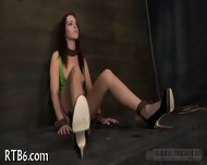 Beauty Is Forced To Sample Turd - scene 11