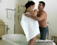 European Whore Wendy Moon Threeway - scene 3
