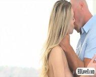 Lusty Big Boobs Blonde Babe Natalia Starr Banged Real Good - scene 2