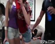 Teens Serving Adult Cock - scene 1