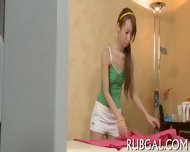 Hot Sex Inside Massage Saloon - scene 1