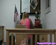 College Teen Drilled Doggystyle - scene 10