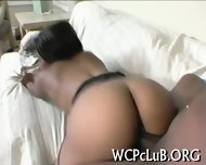 Black Guy Bangs White Gal - scene 1