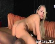 Gal Gets Black Rod In Ass - scene 10