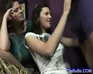 Young Hot Brunette Babysitter - scene 2