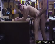 Jobless Dude Sells His Office Stuffs And Receivess A Deepthroat - scene 9