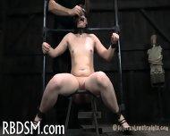 Torturing Beauty S Fuck Holes - scene 6