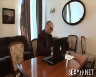 Hot Riding With Mature Teacher - scene 5