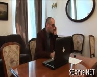Hot Riding With Mature Teacher - scene 6