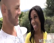 Saucy And Wet Blowjob - scene 3