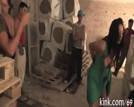 Sex Slaves Orgy Delights - scene 3