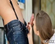Thrashing Babes Juicy Hole - scene 2