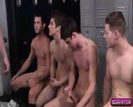 Andrew Lines Up 4 Hot Twink Asses And Fucks Them All! - scene 9