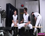 Andrew Lines Up 4 Hot Twink Asses And Fucks Them All! - scene 2