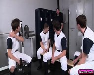 Andrew Lines Up 4 Hot Twink Asses And Fucks Them All! - scene 5