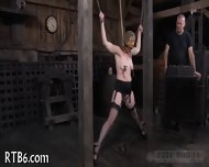 Beauty Tears Up During Torture - scene 11