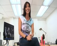 Horny And Wild Dildo Playing - scene 4