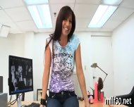 Horny And Wild Dildo Playing - scene 6