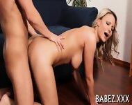 Preciois Babe Enjoys Cock - scene 12