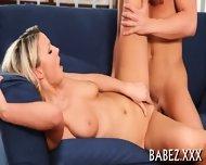 Preciois Babe Enjoys Cock - scene 6