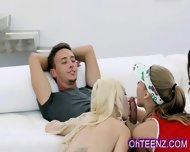 Three Young Delicious Beauties - scene 2