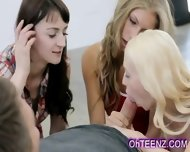 Three Young Delicious Beauties - scene 4