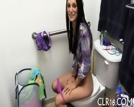 Racy And Rowdy College Orgy - scene 3