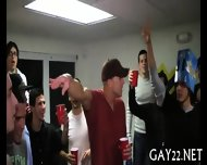 Gay Hazing For Straight Boys - scene 7