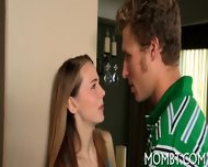 Lewd Cunnilingus During Threesome - scene 1