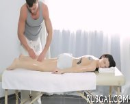 Massage Gets Replaced With Sex - scene 5