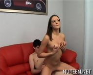 Naughty Doggystyle Banging - scene 3