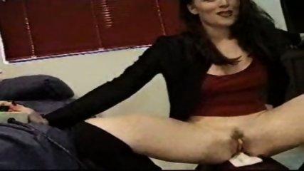 Multi Orgasm on Sybian - Anal - - scene 5