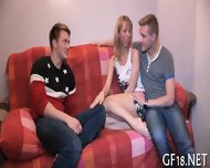 Wonderful Cuckold Pleasuring - scene 1