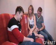 Wonderful Cuckold Pleasuring - scene 2