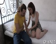 Riding On A Thick Pecker - scene 2